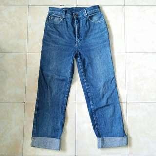 Highwaist maong pants