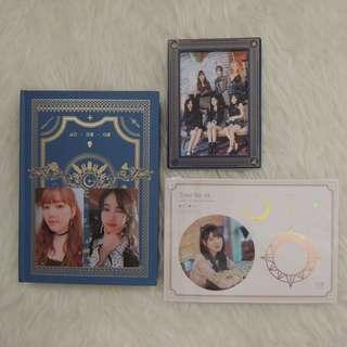 Gfriend - Time For Us (Limited edition)