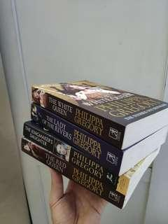 The White Queen series