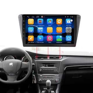 """Peugeot 408 10"""" OEM Android Player"""