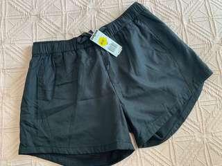 BONDS -Black Sport Short (S)