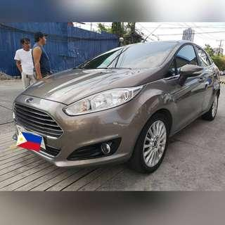 2016 FORD FIESTA - FAST BREAK!