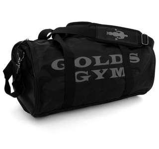 Gold's Gym Poly Barrel Duffle Bag