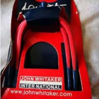 "John Whitaker Nylon Spurs 3"""