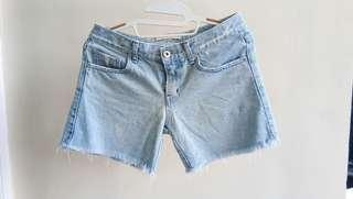 Hotpants Light blue
