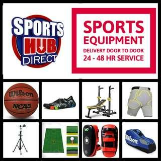 🚚 Online Sports Equipment in Singapore! 24-48 Hr Deliveries Local Ready Stock!