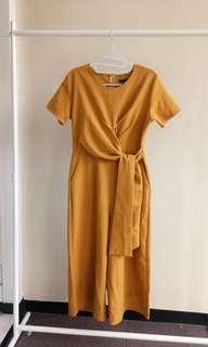 NYLA jumpsuits Mustard