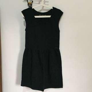 Black Dress Airwalk