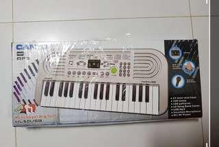 Kids Electric Piano can sing Song and play