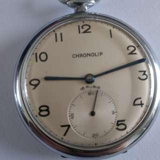 Pocket WATCH from famous French Company LIP