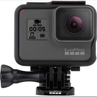 RENTAL Of Gopro Hero 5 Black