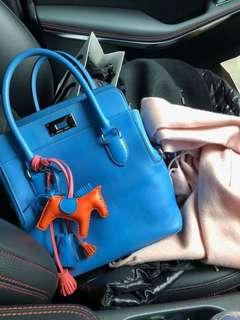 Hermes Toolbox 20 Blue Paradise #MILAN02