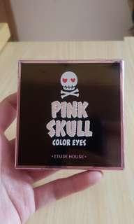 Etude House Pink Skull Color Eyes PK002 9g
