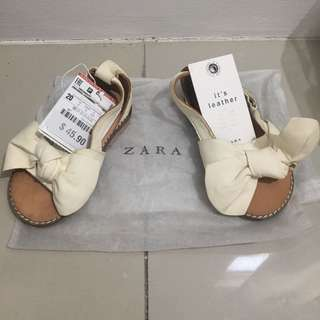 81bf65f22992 Zara Babygirl Sandals
