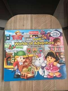 🚚 Fisher price worlds of adventure