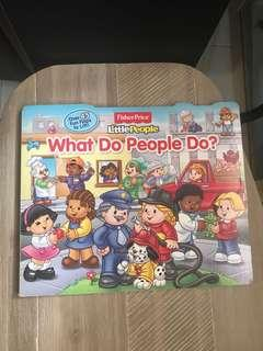 🚚 Fisher price what do people do