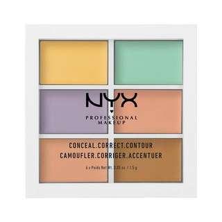 WTS NYX contouring colour