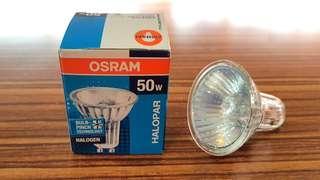 OSRAM Halogen Light Bulbs Halopar 50W 230V #SparkJoyChallenge