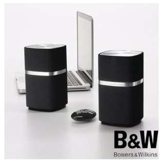 Bowers & Wilkins MM-1 Speakers 主動式多媒體喇叭(對) - DEMO