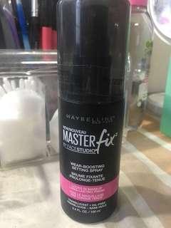 Maybelline Master Fix (Setting Spray)