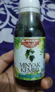 Minyak Kemiri (AL KHODRY)