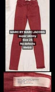 Marc by Marc Jacob super skinny jeans