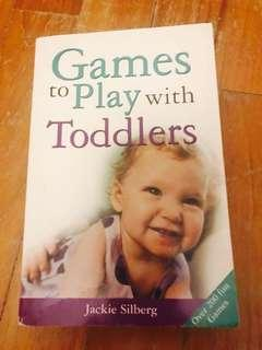 🚚 Book: Games to play with toddlers