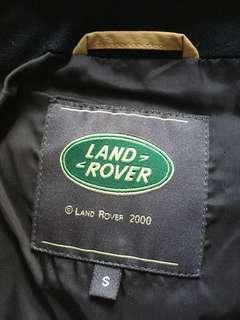 LAND ROVER 防水風褸