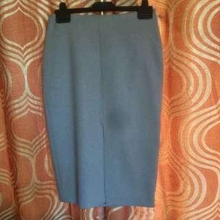 The Black Shop Pencil Skirt