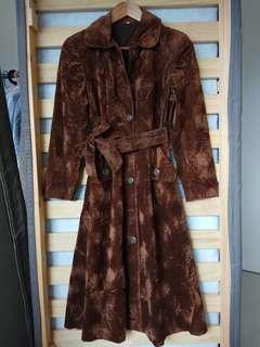 Long coat, excellent condition