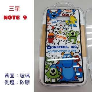 【全新免運】三星Note9鏡面手機殼