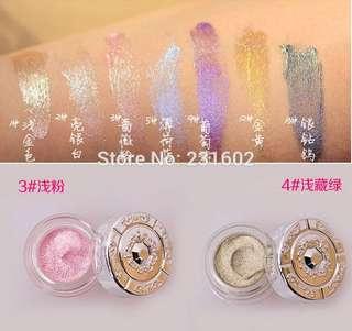Love Alpha Shimmery Eyeshadow