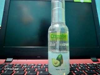 Crantee vitamin rambut gel avocado