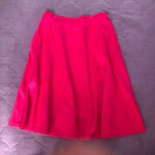 rok pink a-line