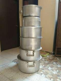 Cooking Pot/Kuali For Catering