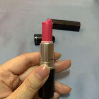 🚚 二手✨MAC霧感唇膏 暖調桃紅色 咬唇妝必備