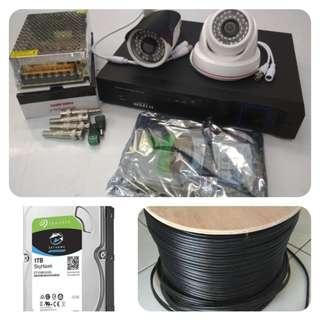 4MP CCTV package