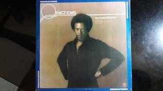 Quincy Jones LP VINYL