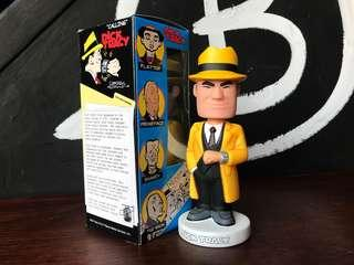 🚚 FUNKO 狄克崔西 Dick Tracy 搖頭公仔 Wacky Wobble 美式玩具 Bobble Head 收藏 擺件