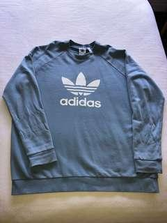 Adidas Oversized Jumper Size 2XL