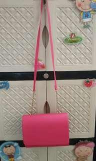 H&M Style Pink Sling Bag