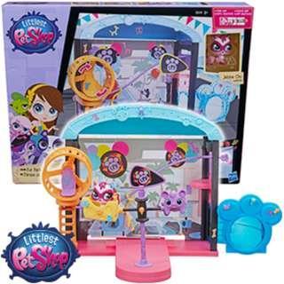 Little Pet Shop Fun Park Playset Original