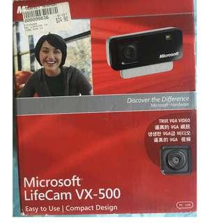 Microsoft webCam VX-500 True VGA