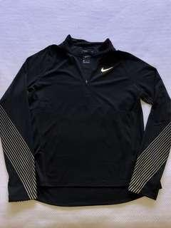 Nike Women's Dri-Fit Top Size Large