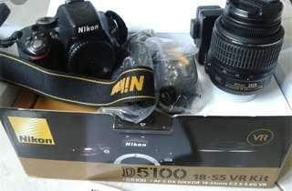 promo camera nikon D5100