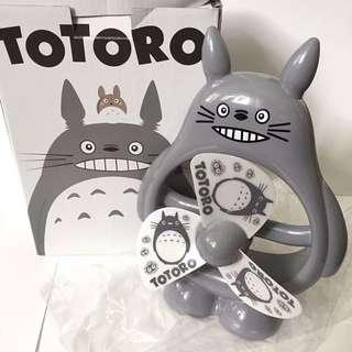 🚚 BNIB Totoro USB Fan