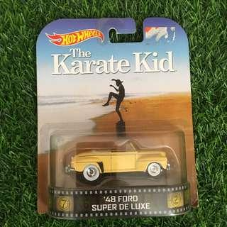 Hotwheels The Karate Kids