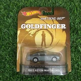 James Bond Hotwheels
