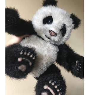 FurReal Real-looking Panda Bear electronic