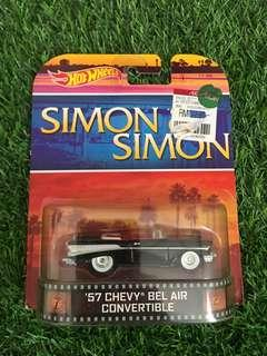 Hotwheels Chevy Simon
